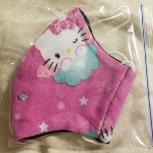 Handcrafted Hello Kitty Mask